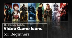 Beginners Guide to Video Game Icons