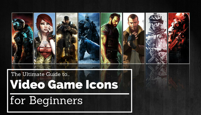 guide to video game icons