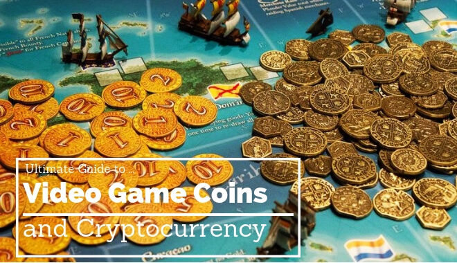 Gaming Cryptocurrency and Coins Guide