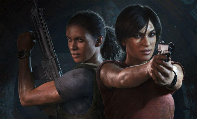 Uncharted the lost legacy female leads