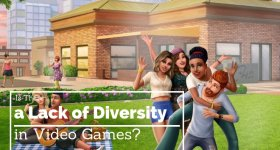 video game industry diversity problem