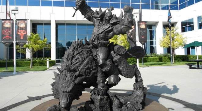 Blizzard Entertainment Inc