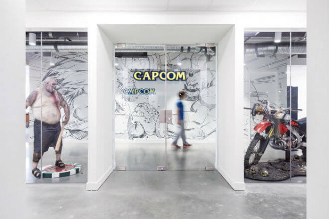Capcom Company Ltd