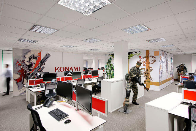 Konami Holdings Corporations