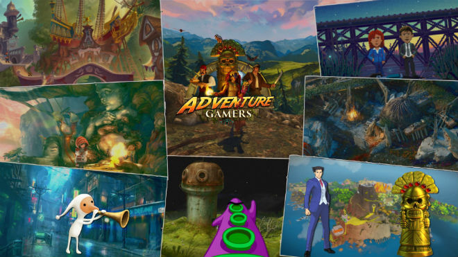 Adventure Gamers Gaming Forum