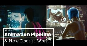 animation pipeline introduction