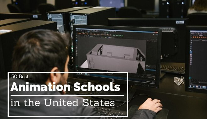 50 Best Animation Schools in The US | College Guide