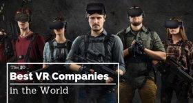 top virtual reality companies