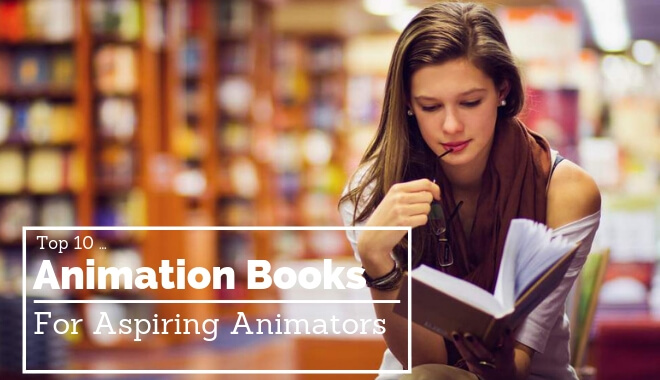 Best Books for Animators