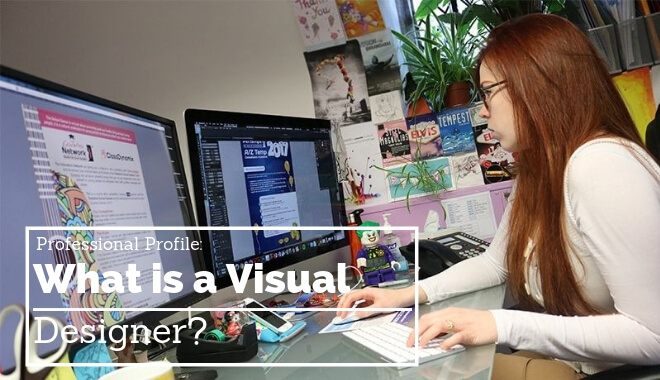 What Is A Visual Designer