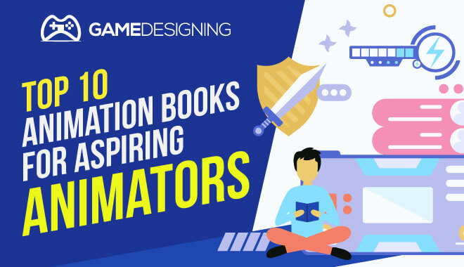 Best Books for Animators