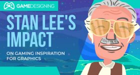 Stan Lee's Impact on Gaming