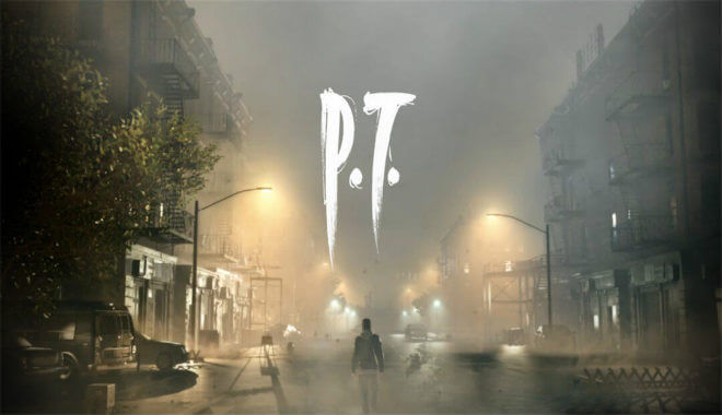 Playable Teaser Silent Hills
