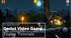 godot game engine review and tutorials