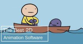 20 Best 2D Animation Software