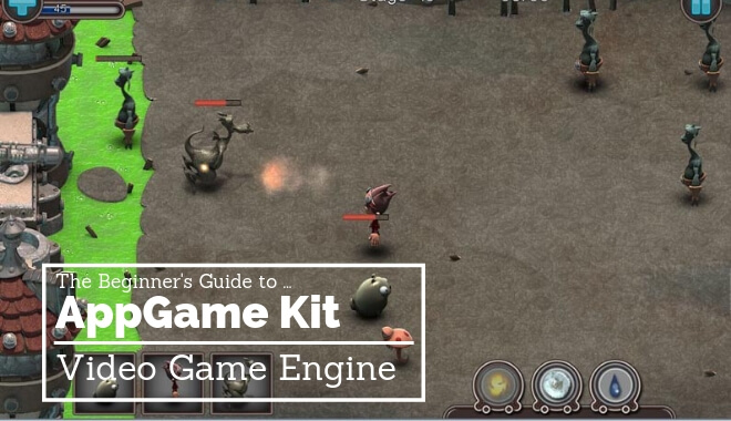 appgame kit game development engine guide