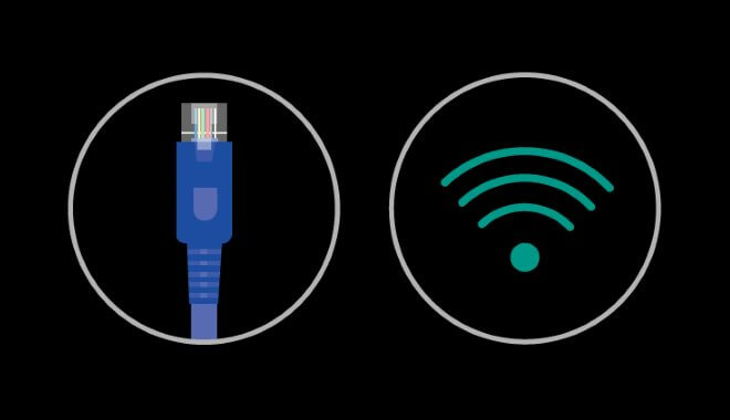 Ethernet vs. Wi-Fi