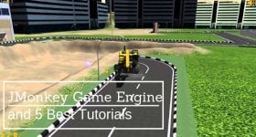 JMonkey Game Engine Review