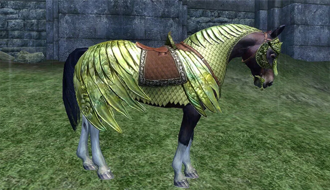 Oblivion DLC Horse Armor