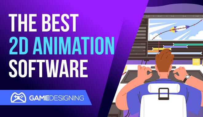 Top 2D Animation Software
