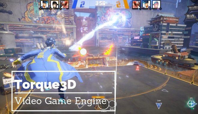 Get Started: The Torque3D Game Engine Guide (w/ tutorials)