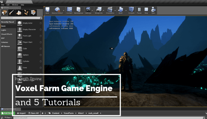 Voxel Farm Game Engine and Graphics (Worth the Money?)