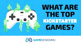 What are the top kickstarter games