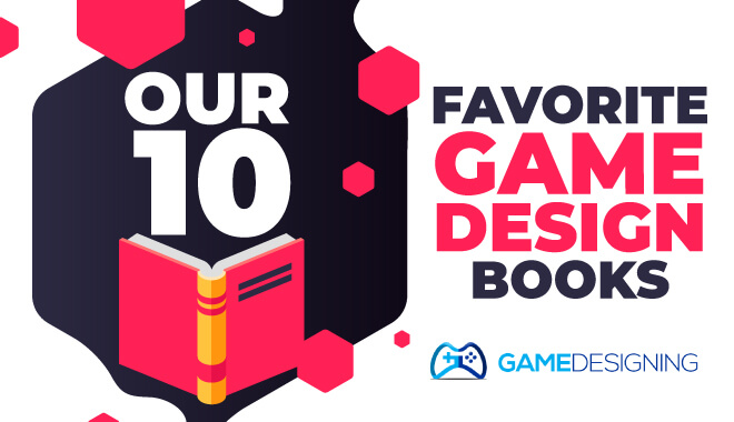favorite game design books