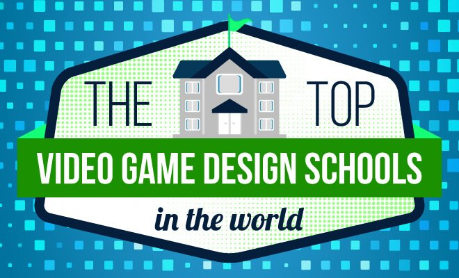 top video game design schools in the world
