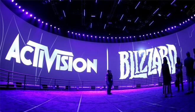 Activision Blizzard Game Company