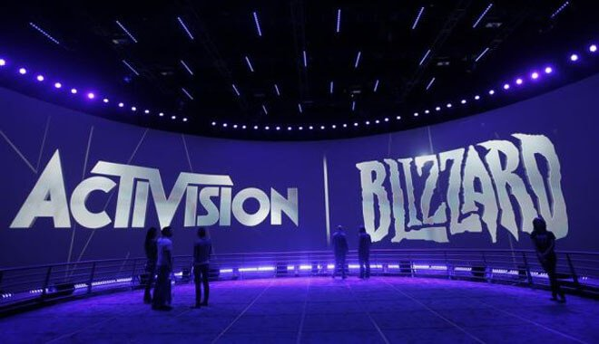 Activision Blizzard Video game company