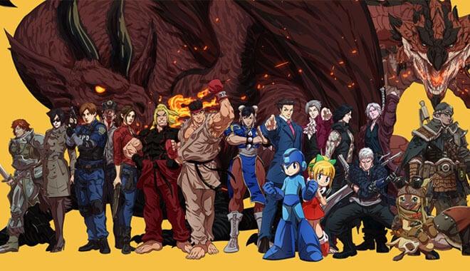 Capcom video game publisher