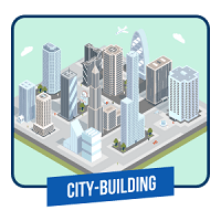 City-Building icon