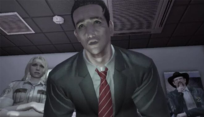 Deadly Premonition best open world game 2019