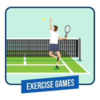 Exercise Games icon