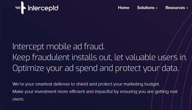 Interceptd - Intercept Mobile Ad Fraud