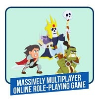 Multiplayer Online RPG icon