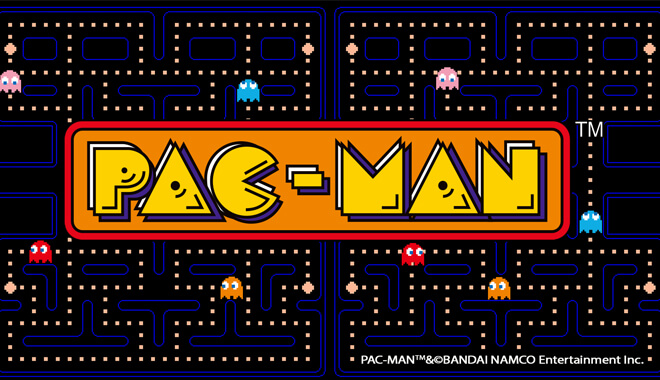 Pacman Hyper Casual Game