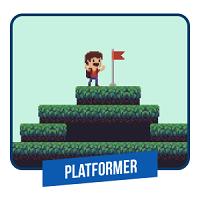 Platformer icon