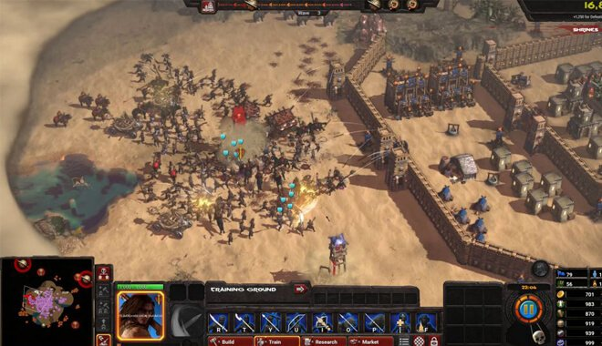 Real Time Strategy - Video Game Genres