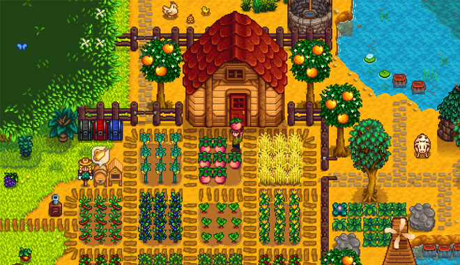 Stardew Valley - Best Music Soundtrack of all time