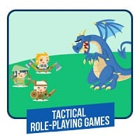 Tactical RPG icon