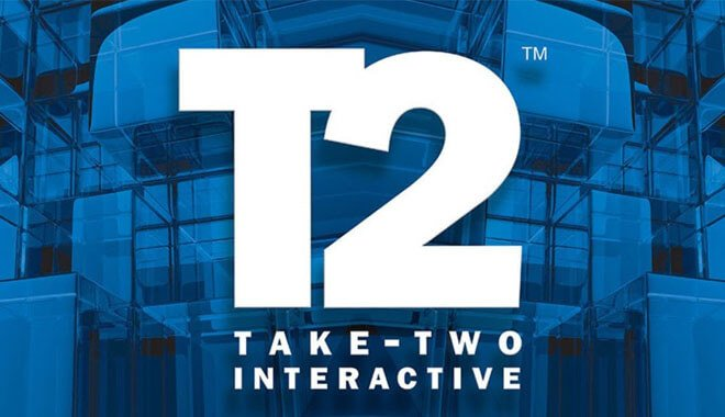 Take two interactive video game company