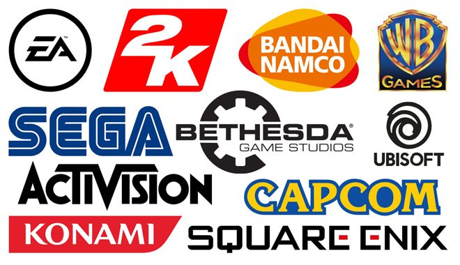 The Best Video Game Publishers