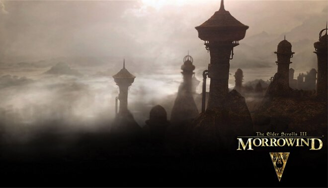 The Elder Scrolls III - Morrowind