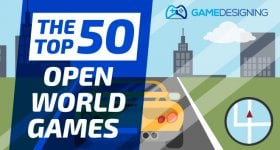The Top 50 Open World Games