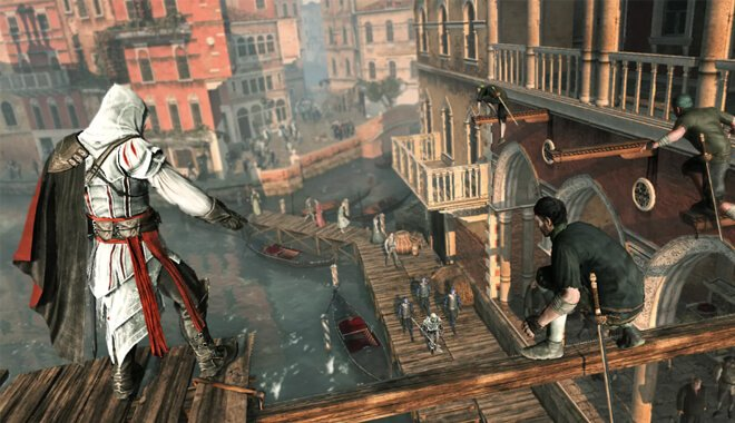 Ubisoft Assassin Creed 2