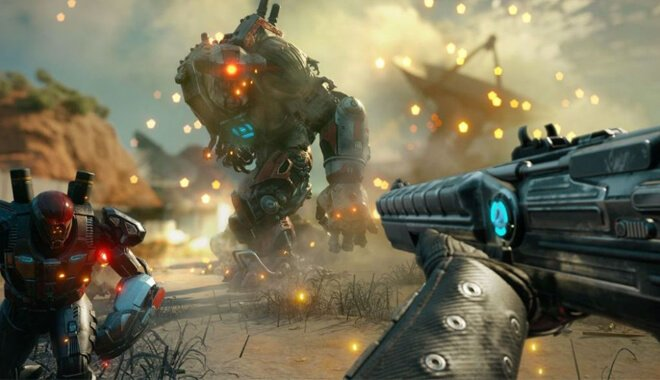 first-person shooters games