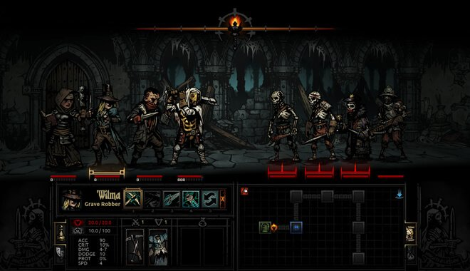 Darkest Dungeon Video Game