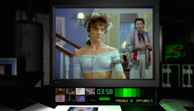 Night Trap Video Game